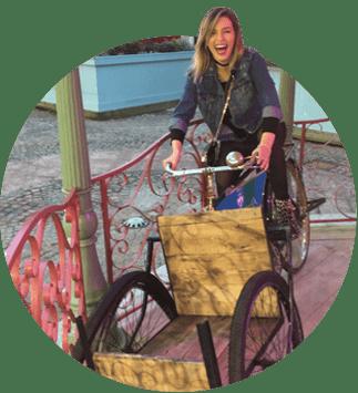 Amy Black - Broken bycicle