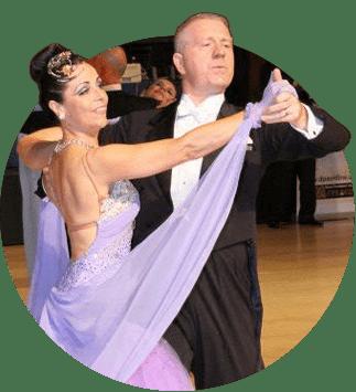 Caron Rose - Ballroom Dancing